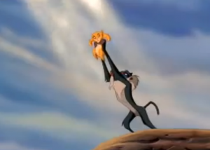 Lion King Circle of Life