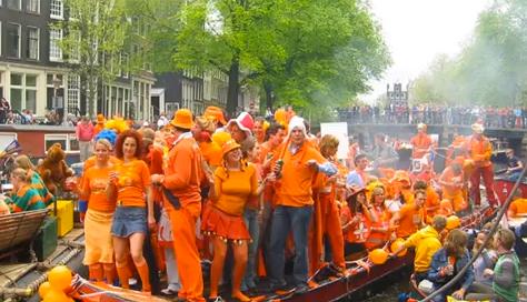Oranje-Gevoel