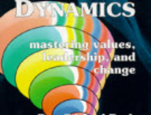 Spiral Dynamics – Dr. Don E. Beck & Christopher C. Cowan