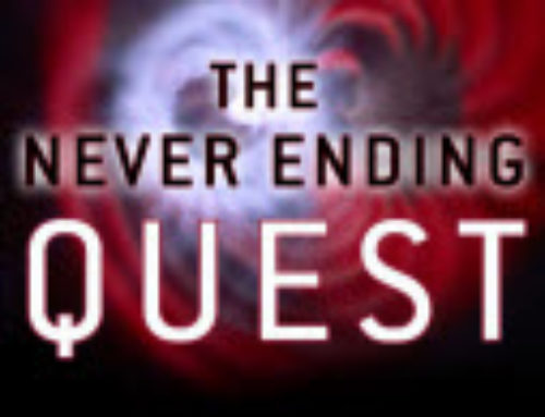 The Never Ending Quest – Christopher C. Cowan & Natasha Todorovic