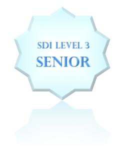 SDi-3 Badge