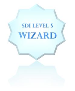 SDi-5 Badge