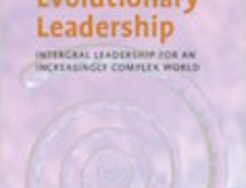 Evolutionary Leadership – Peter Merry