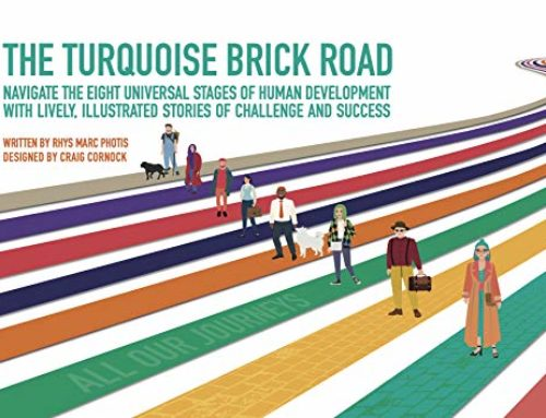 The Turquoise Brick Road – Rhys Marc Photis & Craig Cornock